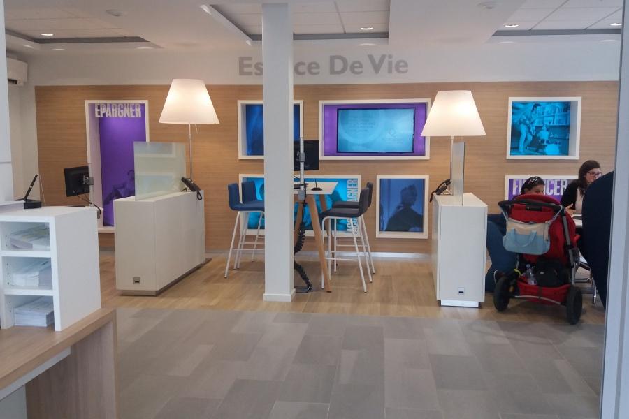 Banque Populaire e-nov' agence
