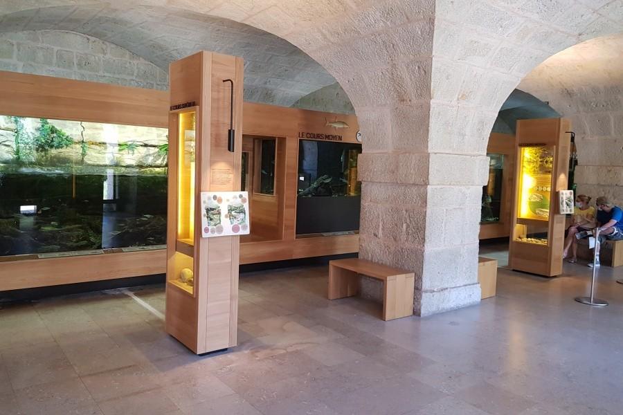 Aquarium de la Citadelle